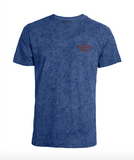 Camiseta Von Dutch Genuine Parts Sky