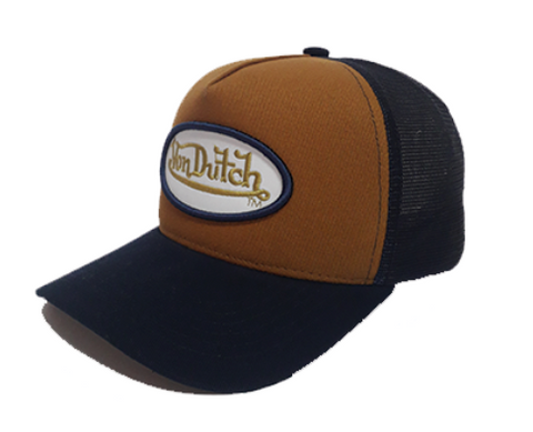 Boné Von Dutch TRUCKER LOGO