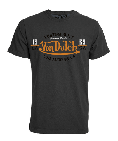 Camiseta Von Dutch Kustom Built Stone