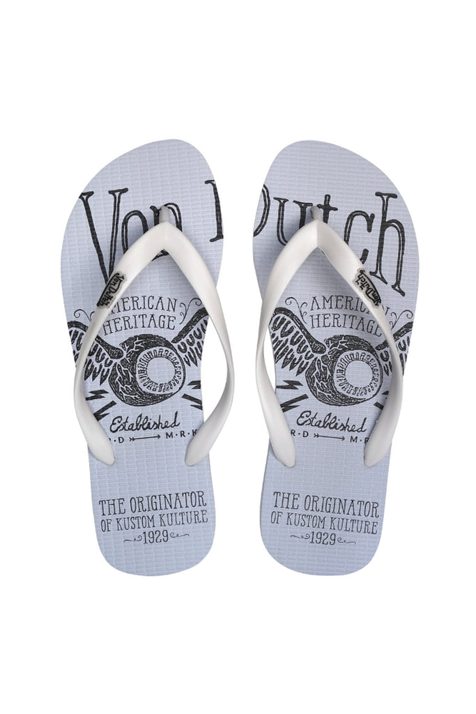 Chinelo Von Dutch Kustom Kulture