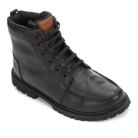 Bota Von Dutch Leather Black