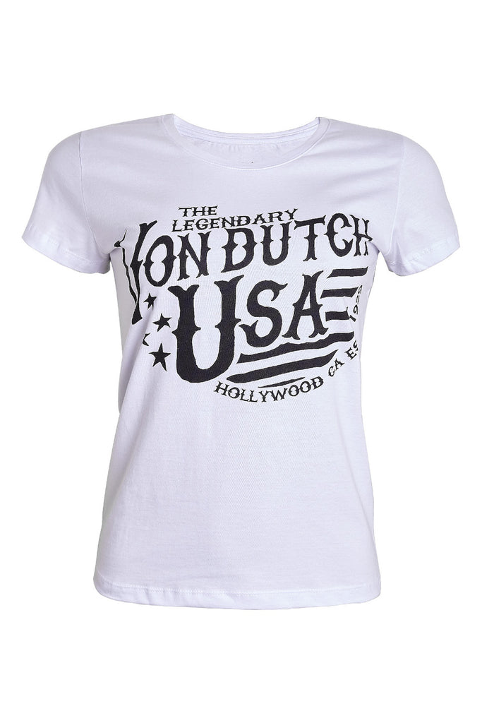 T-Shirt Von Dutch Legendary