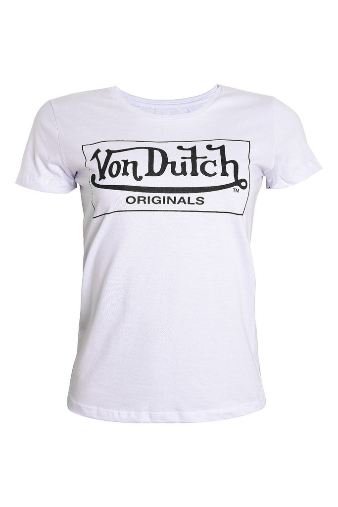 T-Shirt Von Dutch Originals