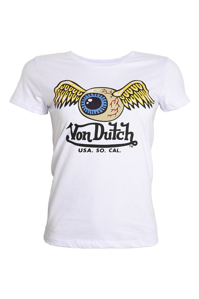 T-Shirt Von Dutch USA So Cal
