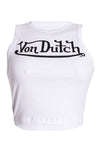 Regata Von Dutch Logo Signature