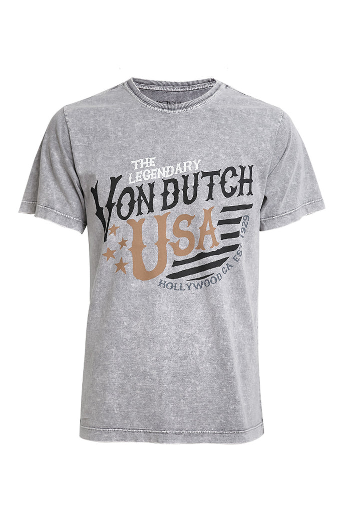 Camiseta Von Dutch Hollywood Ca