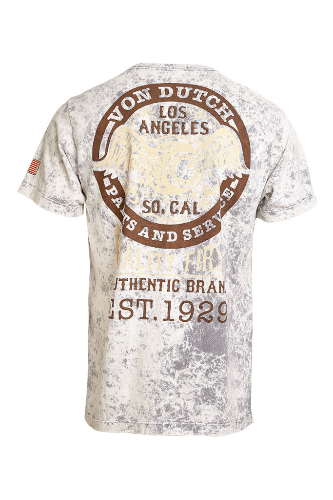 Camiseta Von Dutch Quality First