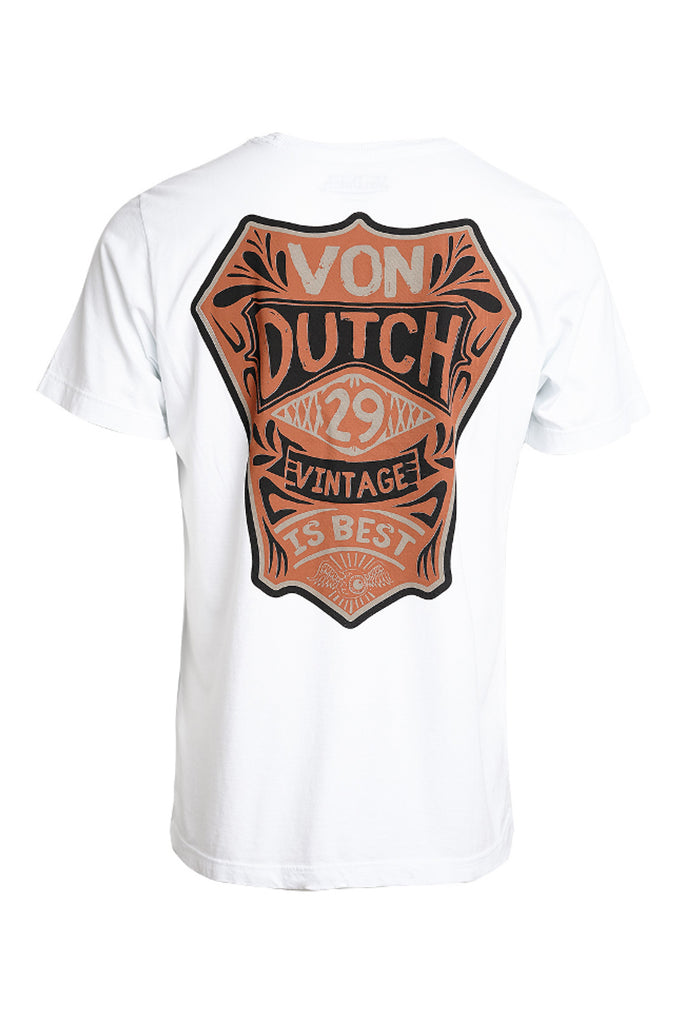 Camiseta Von Dutch Vintage Is Best
