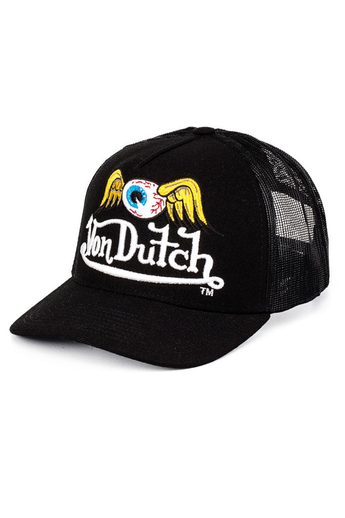 Boné Von Dutch TRUCKER LOGO/EYEBALL