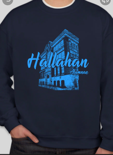 Hallahan alumnae long sleeve shirt