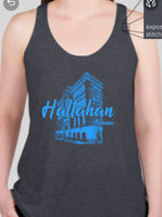 Hallahan alumnae woman's tank top
