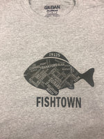 Fishtown Street Names T-Shirts