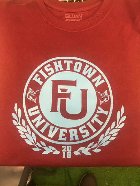 Fishtown University Shirt