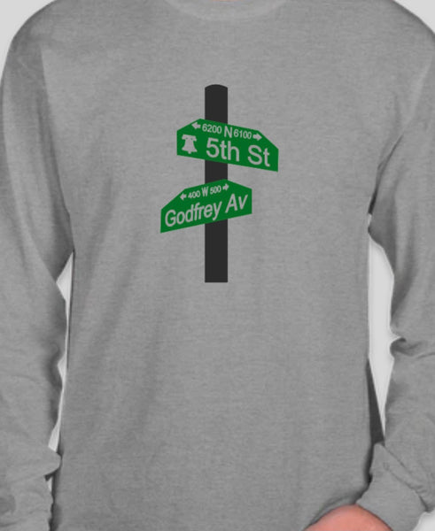 5th and Godfrey long sleeve