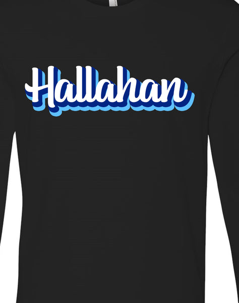 Hallahan long sleeve t-shirt