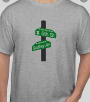 5th And Godfrey t shirt