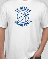 Saint Helena Basketball T-Shirt