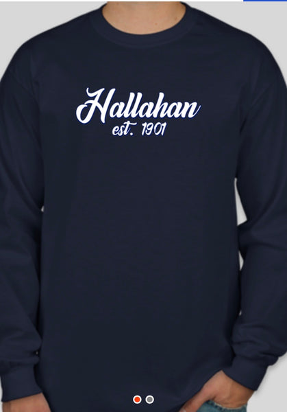 Hallahan est.1901 long sleeve