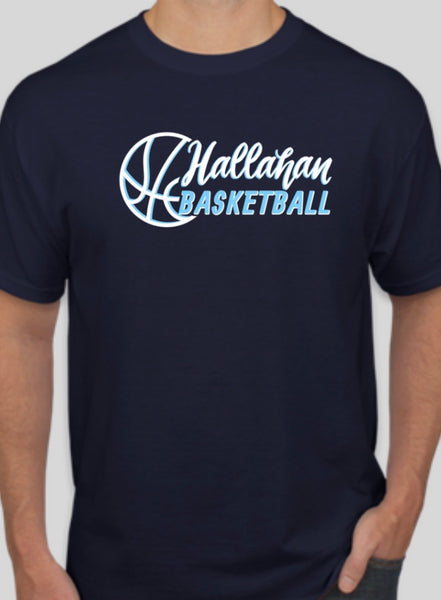 Hallahan basketball T-Shirt