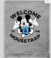 Welcome to mousetrap blanket