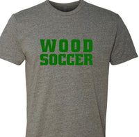 Archbishop Wood soccer t-shirt