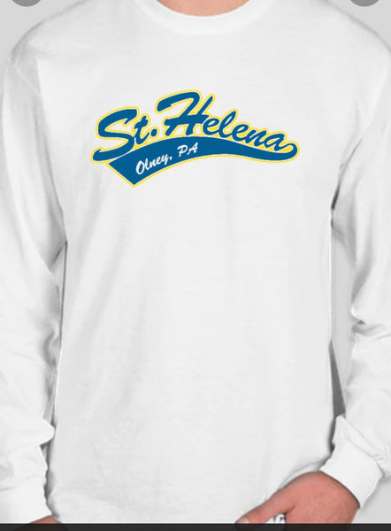 Saint Helena Long Sleeve T-Shirt