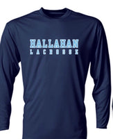 Hallahan Lacrosse Long Sleeve T-Shirt
