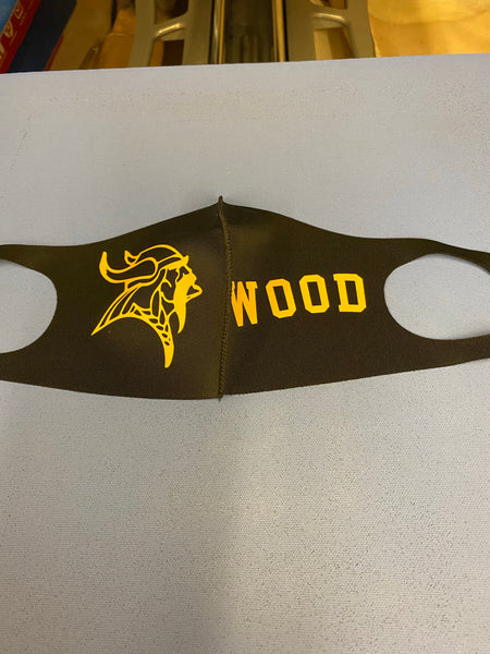 Archbishop wood mask