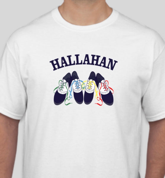 Saddle shoe Hallahan T-Shirt