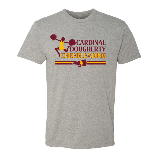 Cardinal Dougherty Cheerleading Shirt