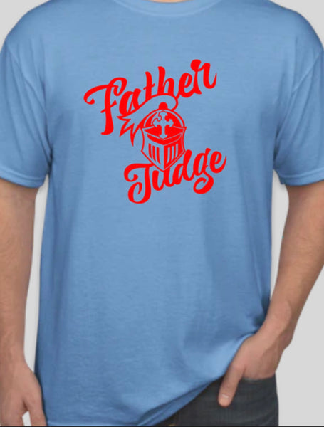 Father judge t-shirt
