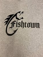 Fishtown fishing hook shirt