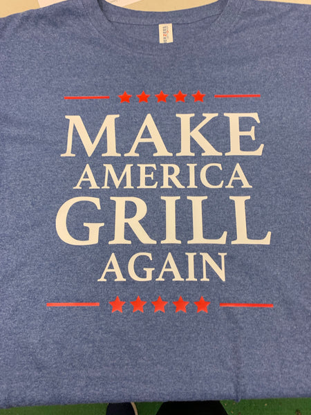 Swine and Cheese Make America Grill Again