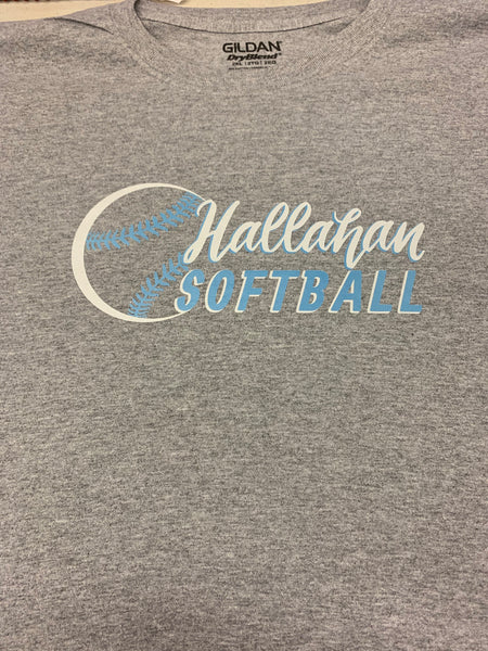Hallahan Softball Shirt