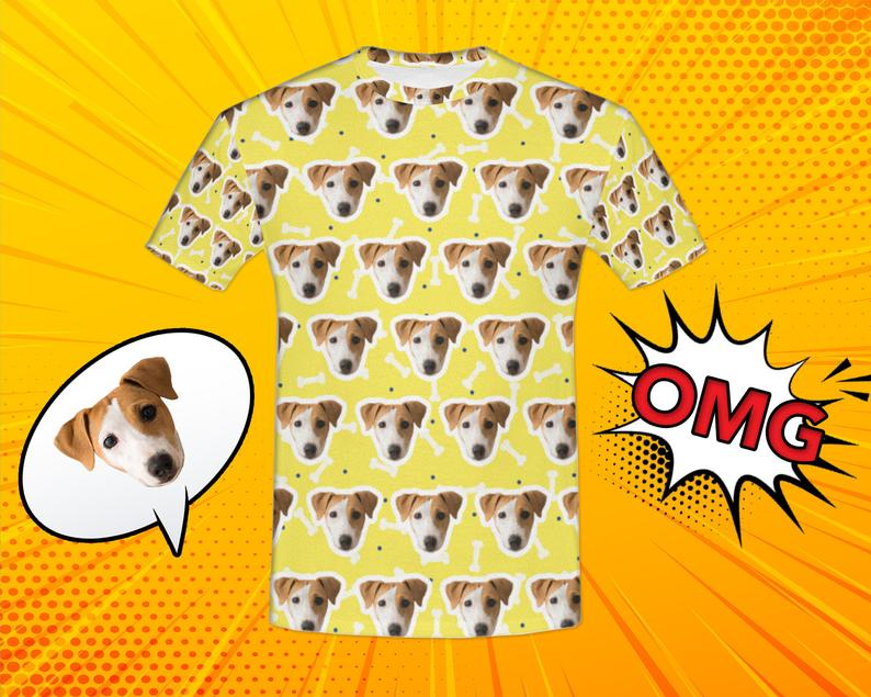 Custom Dog Custom Shirt - Make Custom Gifts