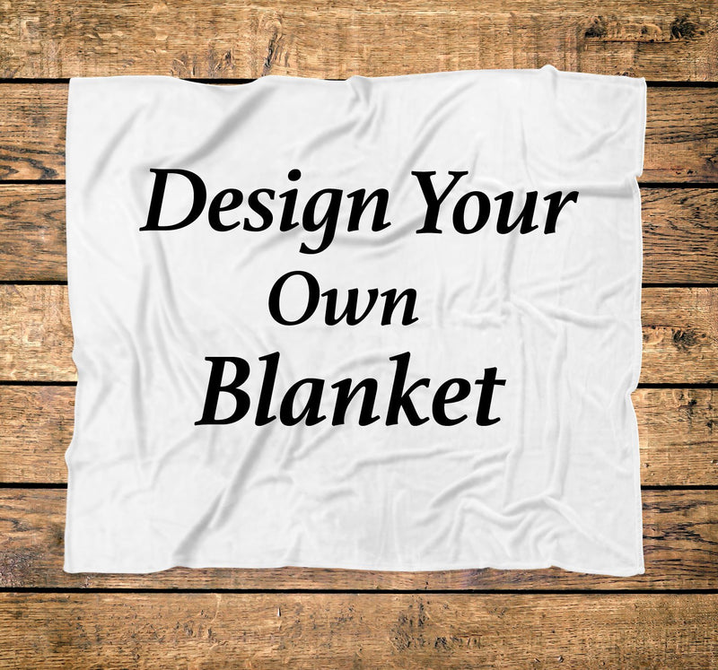 Custom Cat's Photo Blanket - Make Custom Gifts