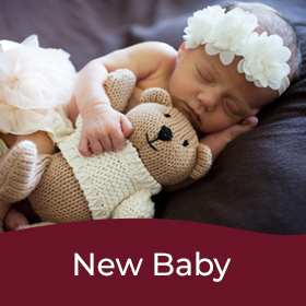 New Born Baby Gifts - Occasions