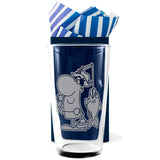 Fishing - Engraved Modern Beer Pint Glass - engraving-gallery.com