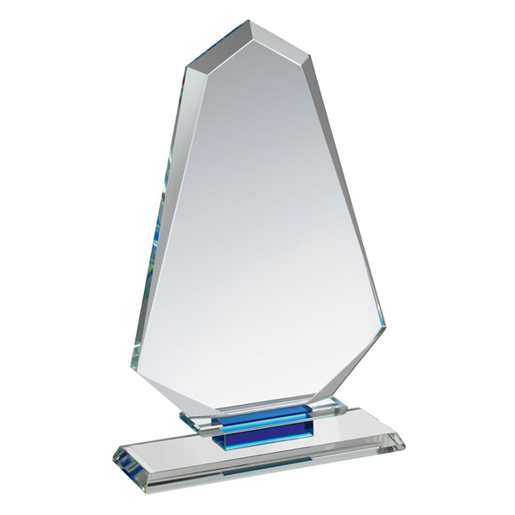 Swatkins HC017 Crystal Award With Presentation Box In 3 Sizes - engraving-gallery.com