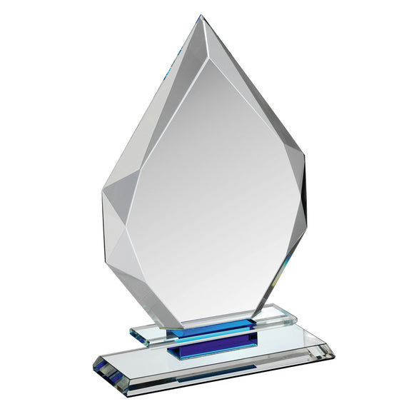 Swatkins HC018 Crystal Award With Presentation Box In 3 Sizes - engraving-gallery.com