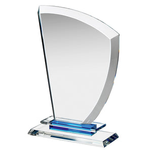 Swatkins HC019 Crystal Award With Presentation Box In 3 Sizes - engraving-gallery.com