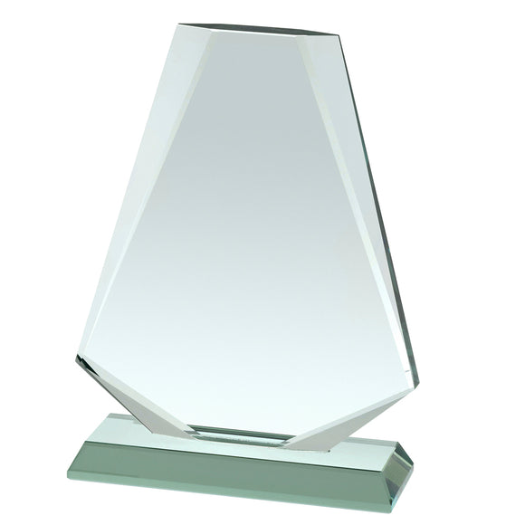 Swatkins HC036 Jade Glass Award With Presentation Box In 3 Sizes - engraving-gallery.com