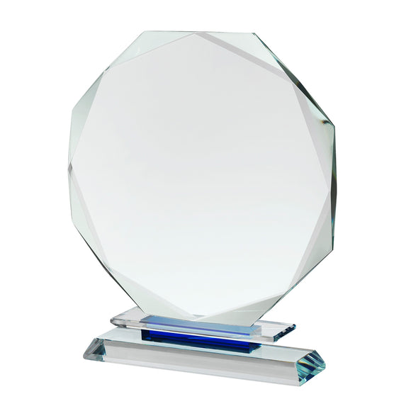 Swatkins HC048 Crystal Award With Presentation Box In 3 Sizes - engraving-gallery.com