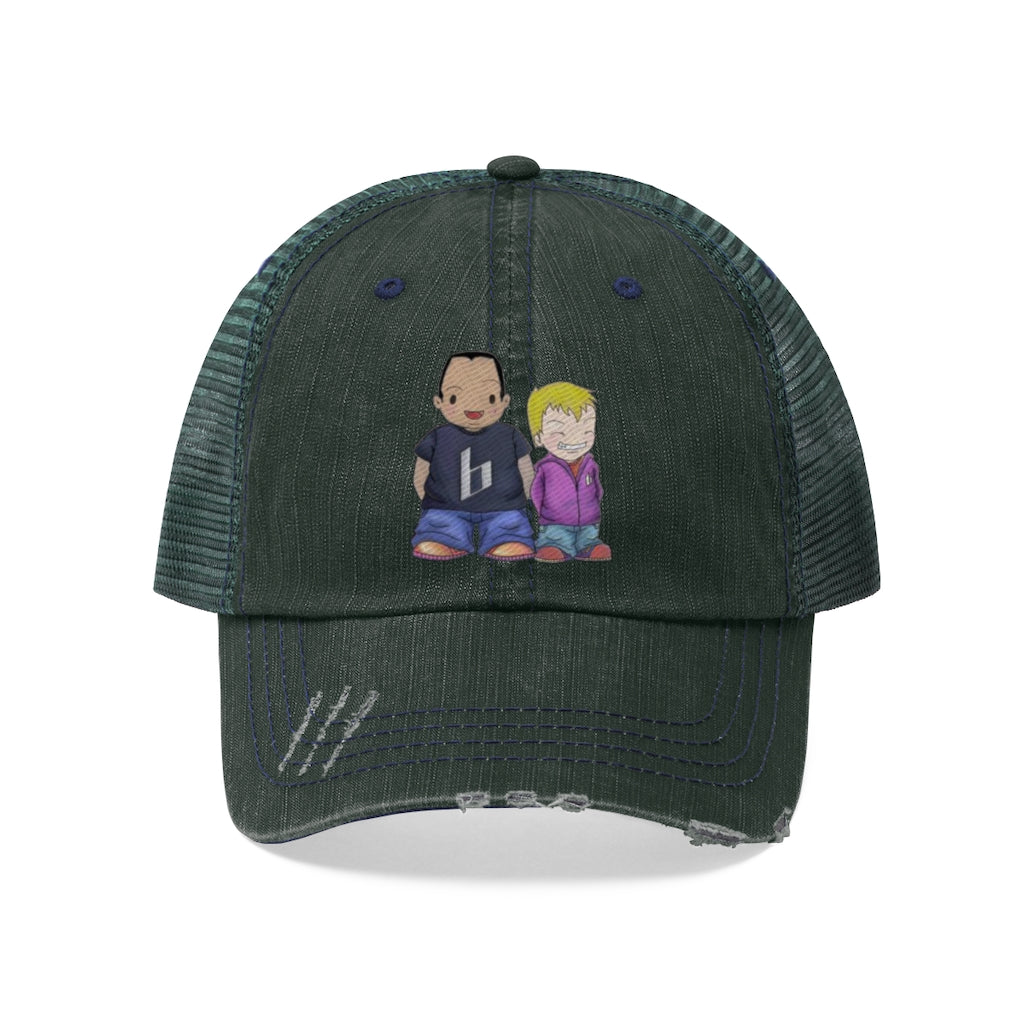 Sunny and Jake Trucker Hat