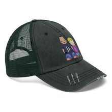 Load image into Gallery viewer, Sunny and Jake Trucker Hat