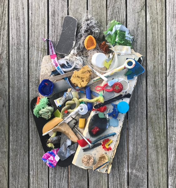 Cleaning Marine Debris/Rubbish