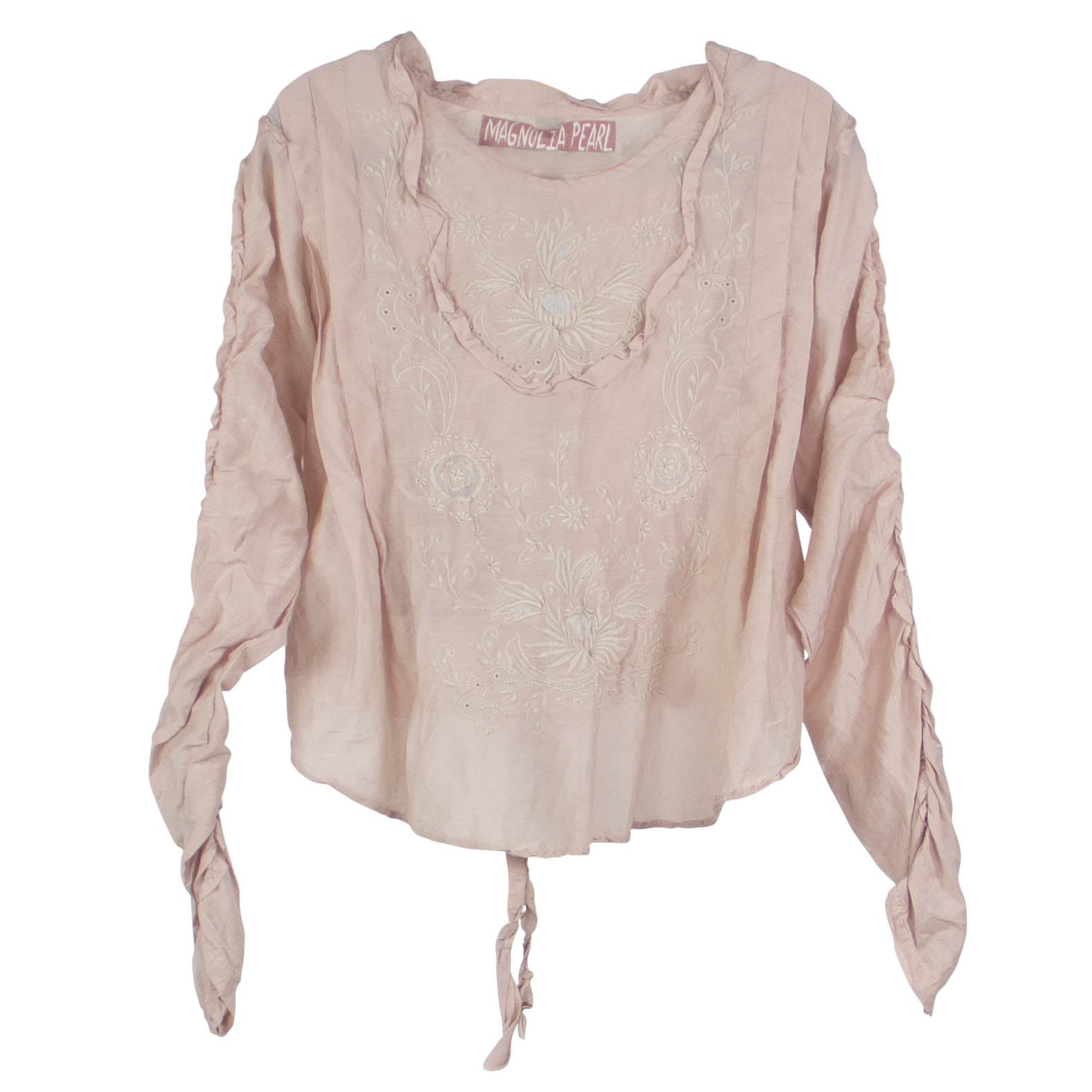 Magnolia Pearl Into The Groove Blouse
