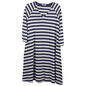 Two Danes Striped Dress