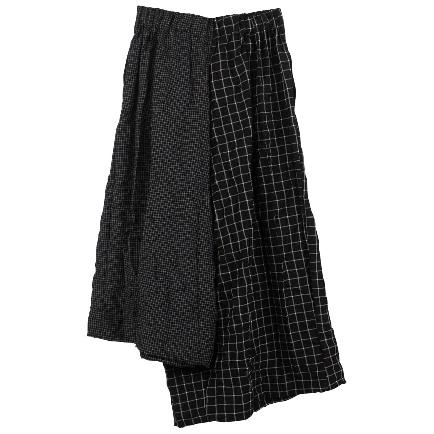 Amma Checkered Pants