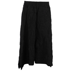 Amma Taffeta Wide Leg Pants